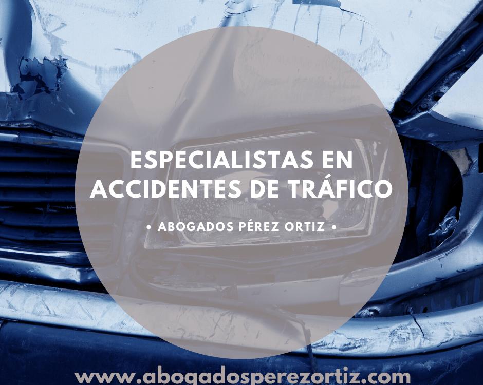 Abogado Accidente de Tráfico San Javier