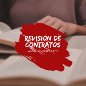 revisión de contratos