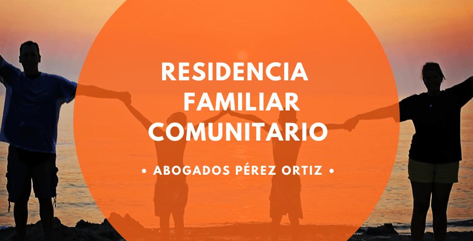 residencia familiar comunitario